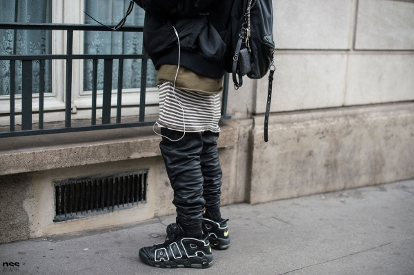 The best sneakers worn at the FW16 shows London, Florence, Milan, Paris
