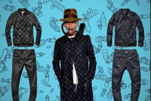 Pharrell Williams è il co-coproprietario di G-Star Denim Power