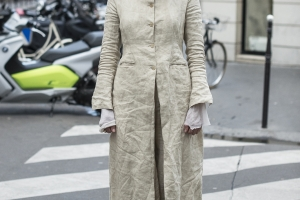 Victoria Streetstyle in Paris